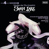 Netherlands Radio Philharmonic Orchestra, Anatole Fistoulari – Tchaikovsky: Swan Lake