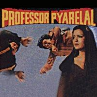 Přední strana obalu CD Professor Pyarelal