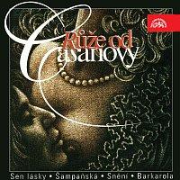 Různí interpreti – Růže od Casanovy ( Liszt, Schumann, Offenbach ... )