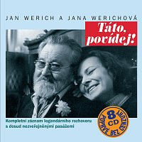 Jan Werich, Jana Werichová – Táto, povídej! Komplet 8CD