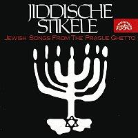 Trio Loránd – Jiddische Stikele Písně a popěvky z ghetta