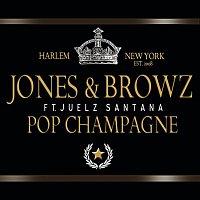 Jim Jones, Ron Browz, Juelz Santana – Pop Champagne