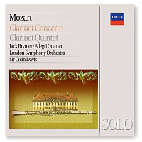 Jack Brymer, The Allegri String Quartet, London Symphony Orchestra – Mozart: Clarinet Concerto / Clarinet Quintet