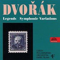 Česká filharmonie/Karel Šejna – Dvořák: Legendy, Symfonické variace