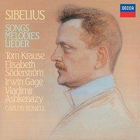 Elisabeth Soderstrom, Tom Krause, Irwin Gage, Vladimír Ashkenazy – Sibelius: Songs
