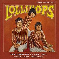 The Lollipops – Dansk Pigtrad vol.5 / Lollipops - The Complete 1966 - 1971 (Disk 1)