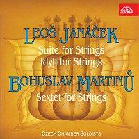 Čeští komorní sólisté. Komorní soubor SFB – Janáček: Skladby pro smyčcový orchestr