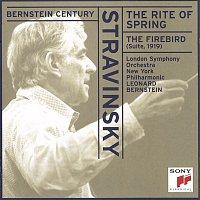 "Leonard Bernstein, London Symphony Orchestra, Igor Stravinsky – Stravinsky:  The Rite of Spring & Suite from ""The Firebird"""
