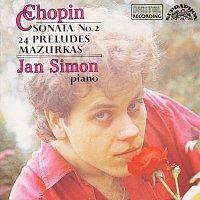 Jan Simon – Chopin: Klavírní sonáta č.2