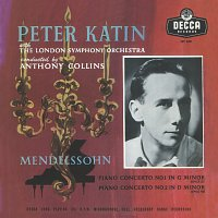 Peter Katin, London Symphony Orchestra, Anthony Collins – Mendelssohn: Piano Concertos Nos. 1 & 2; Capriccio Brillant; Rondo Brillant