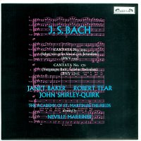 Dame Janet Baker, John Shirley-Quirk, Academy of St. Martin in the Fields – Bach, J.S.: Cantatas Nos. 159 & 170