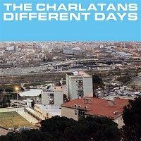 Přední strana obalu CD Different Days