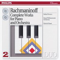 Rafael Orozco, Royal Philharmonic Orchestra, Edo de Waart – Rachmaninov: Complete Works for Piano and Orchestra [2 CDs]