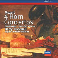 Barry Tuckwell, English Chamber Orchestra – Mozart: 4 Horn Concertos