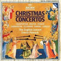 The English Concert, Trevor Pinnock – Christmas Concertos