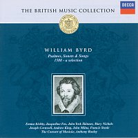 The Consort of Musicke, Anthony Rooley – Byrd: Psalmes. Sonets and Songs of Sadnes and Pietie