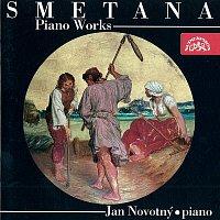 Jan Novotný – Smetana: Klavírní dílo - výběr