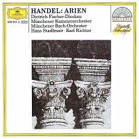 Munich Chamber Orchestra, Hans Stadlmair, Munchener Bach-Orchester, Karl Richter – Handel: Arias