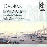 Zdeněk Mácal, London Philharmonic Orchestra – Dvorák Symphony No. 9, Symphonic Variations