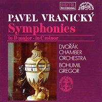 Dvořákův komorní orchestr, Bohumil Gregor – Vranický: Symfonie D dur / Symfonie c moll