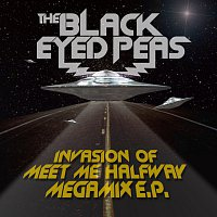 Přední strana obalu CD Invasion Of Meet Me Halfway - Megamix E.P. [International Version]
