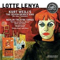 Lotte Lenya, Roger Bean, Kurt Weill – Lotte Lenya Sings Kurt Weill [Masterworks Heritage]