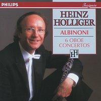 Heinz Holliger, Maurice Bourgue, Maria Teresa Garatti, I Musici – Albinoni: 6 Oboe Concertos
