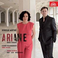 Simona Šaturová, Filharmonie Essen, Tomáš Netopil – Martinů: Ariane, Dvojkoncert