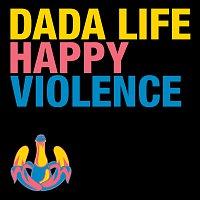 Přední strana obalu CD Happy Violence