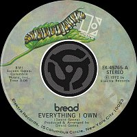 Bread – Everything I Own / I Don't Love You [Digital 45]