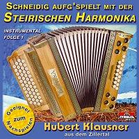 Hubert Klausner – Schneidig aufg'spielt mit der Steirischen Harmonika