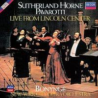 Dame Joan Sutherland, Marilyn Horne, Luciano Pavarotti, Richard Bonynge – Live From Lincoln Center