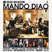 Přední strana obalu CD MTV Unplugged - Above And Beyond [Best Of]