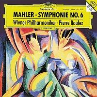 """Přední strana obalu CD Mahler: Symphony No.6 """"Tragic"""""""