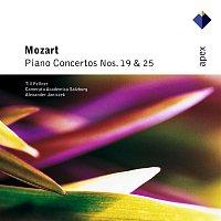 Till Fellner, Alexander Janiczek, Camerata Academica Salzburg – Mozart : Piano Concertos Nos 19 & 25  -  Apex