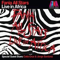 Fania All Stars, Celia Cruz, Jorge Santana – Live In Africa
