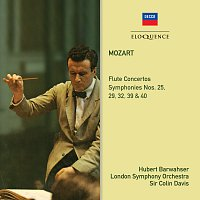 Hubert Barwahser, Colin Davis – Mozart: Flute Concertos; Symphonies 39, 40, 25, 29, 32