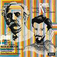 Alicia de Larrocha, London Philharmonic Orchestra, Lawrence Foster – Ravel: Piano Concertos / Fauré: Fantasie