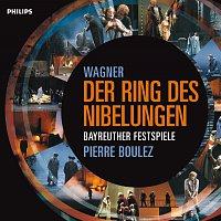 Orchester der Bayreuther Festspiele, Pierre Boulez – Wagner: Der Ring des Nibelungen [12 CDs]