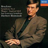 Herbert Blomstedt, San Francisco Symphony – Bruckner: Symphony No. 6 / Wagner: Siegfried Idyll