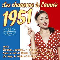 Různí interpreti – Les chansons de l'année 1951