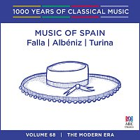 West Australian Symphony Orchestra, Jorge Mester – Music Of Spain: Falla | Albéniz | Turina [1000 Years Of Classical Music, Vol. 68]
