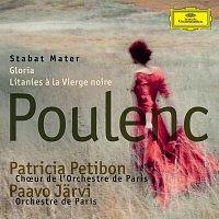 Patricia Petibon, Orchestre de Paris, Paavo Jarvi, Choeur de l'Orchestre de Paris – Poulenc: Stabat Mater; Gloria; Litanies a la Vierge noire – CD