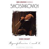 Eugene Ormandy, The Philadelphia Orchestra, Dmitri Shostakovich, Philadelphia Orchestra – Shostakovitch - Symphony's No. 1 & No. 5