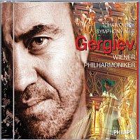 Přední strana obalu CD Tchaikovsky: Symphony No.6