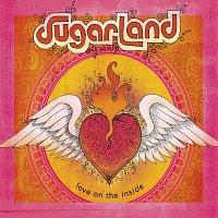 Přední strana obalu CD Love On The Inside