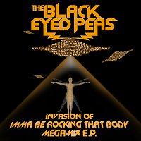 Přední strana obalu CD Invasion Of Imma Be Rocking That Body - Megamix E.P.