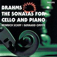 Heinrich Schiff, Gerhard Oppitz – Brahms: The Sonatas for Cello and Piano