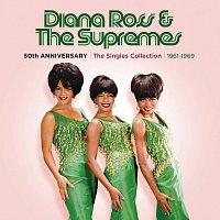 Přední strana obalu CD 50th Anniversary: The Singles Collection 1961-1969