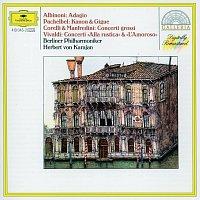 Berliner Philharmoniker, Herbert von Karajan – Albinoni: Adagio / Corelli: Christmas Concerto / Vivaldi: L'amoroso